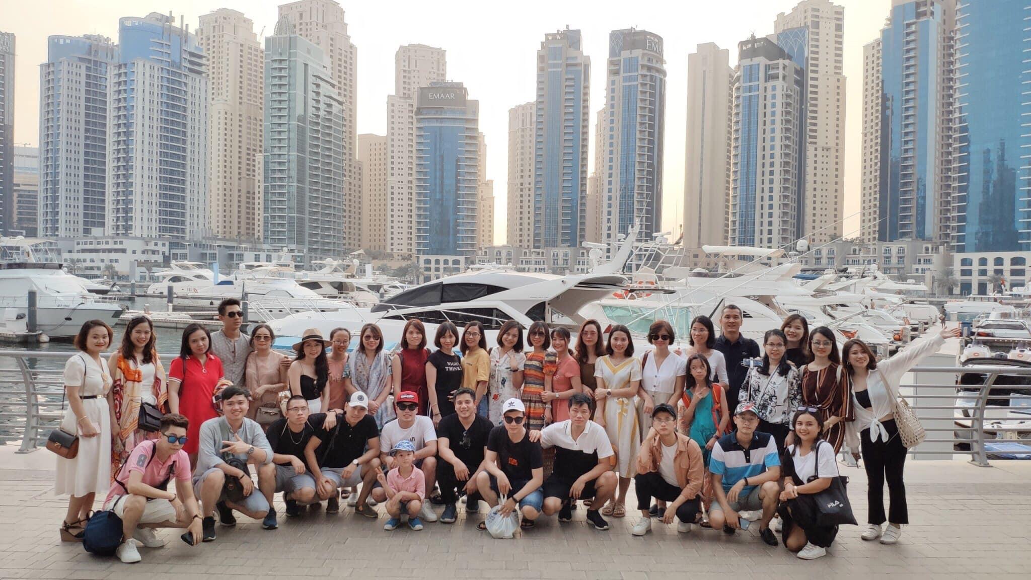 DUBAI & ABU DHABI 2019 - Đi để mở mang tầm mắt